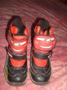 Zieminiai batai berniukams