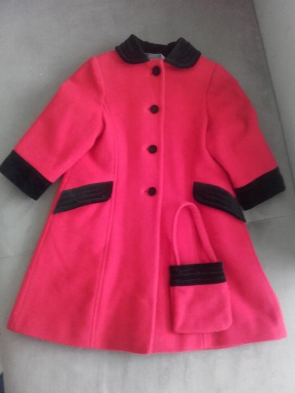 Mark&spencer raudonas paltukas