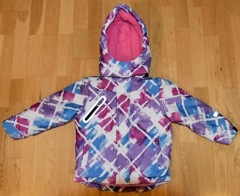 Šilta vaikiška žieminė striukė, 104