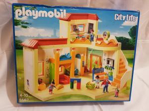 Playmobil konstruktorius vaikų darželis