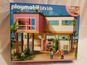 Playmobil konstruktorius prabangi vila