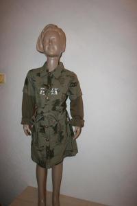 Nauja kareiviška suknelė