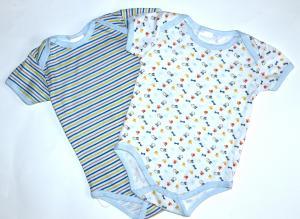 2 vnt. nauji smėlinukai 9-12 mėn. berniukui