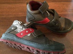 vaikiški odiniai batai