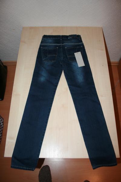 Mergaitiški džinsai