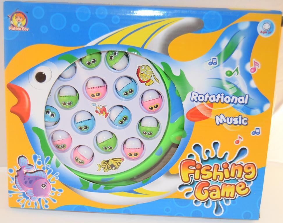 Žuvyčių gaudymo žaidimas