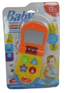 Telefonas muzikinis mažyliui