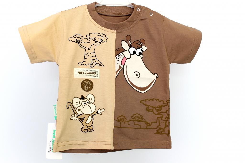 Kokybiški marškinėliai berniukams