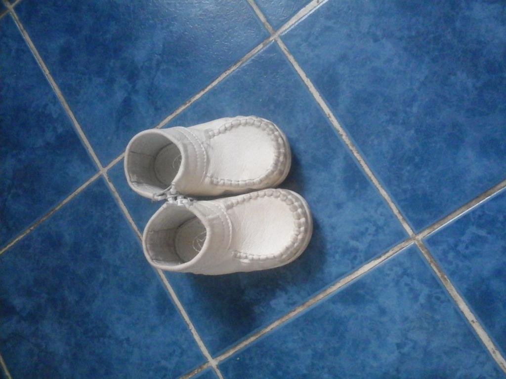 Pirmi batai kūdikiui