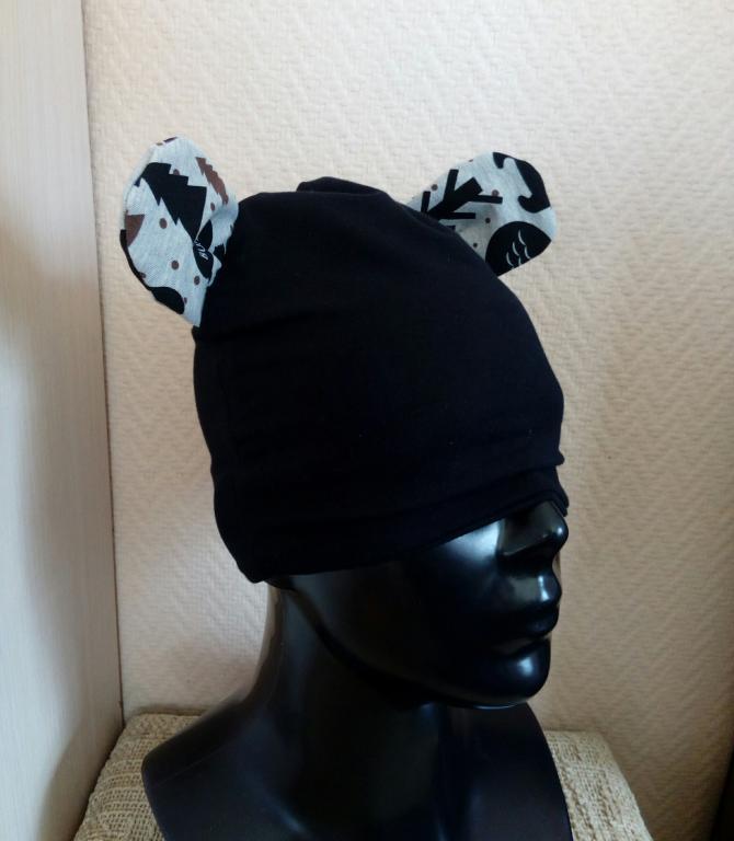 Kepurytė su ausytėmis