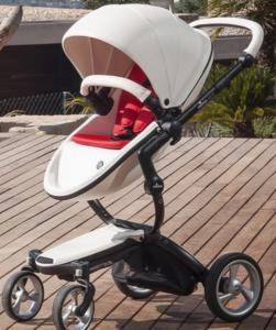 Universalus vežimėlis+automobilinė naujagimio kedutė
