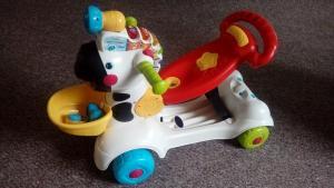 Zebra scooter 3in1