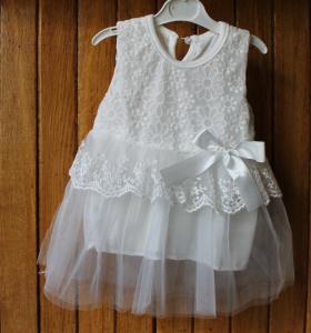 Nauja krikšto suknelė mergaitei