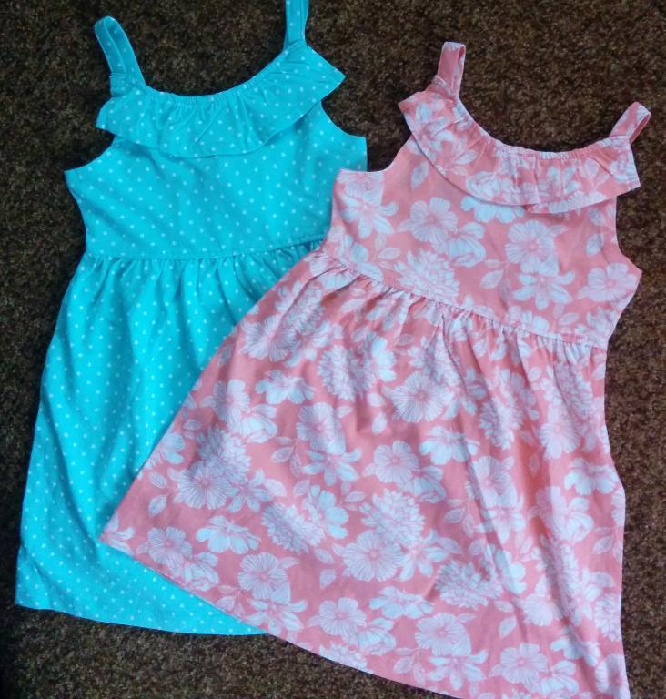 Suknelės mergaitėms 1-1,5 metuku amziui