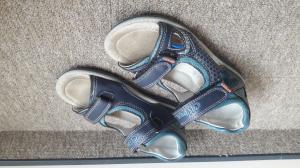 Basutės odinės, mažai dėvėtos