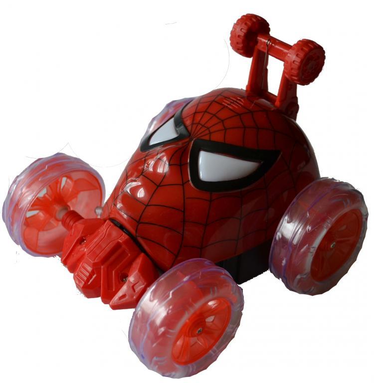 Mašina akrobatė žmogus voras