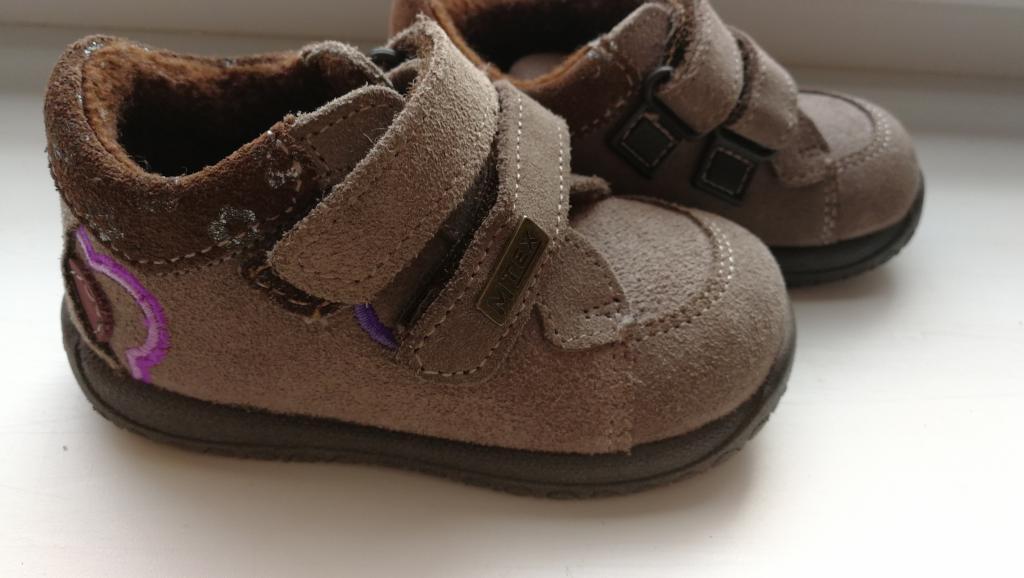 Rudeniniai - pavasariniai batai mergaitei