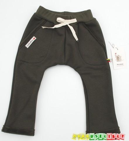 """Šiltos - haremo kelnės rudos """"rudas su kailiuku"""", 720"""