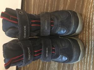 Geox zieminiai batai berniukui