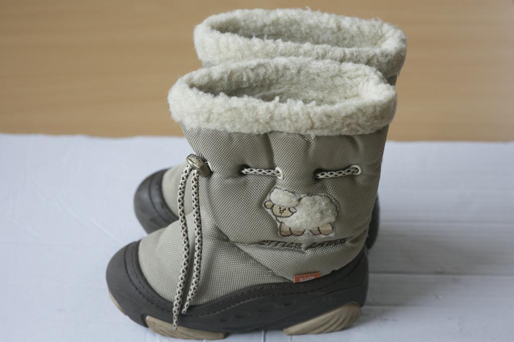 Žieminiai batukai berniukui