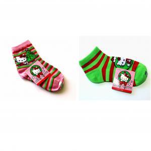 Kalėdinės kojinytės mergaitei