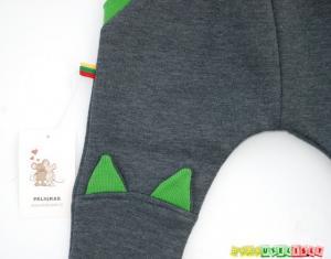 """Šiltos - haremo kelnės """"žaliosios ausytės"""", 692"""