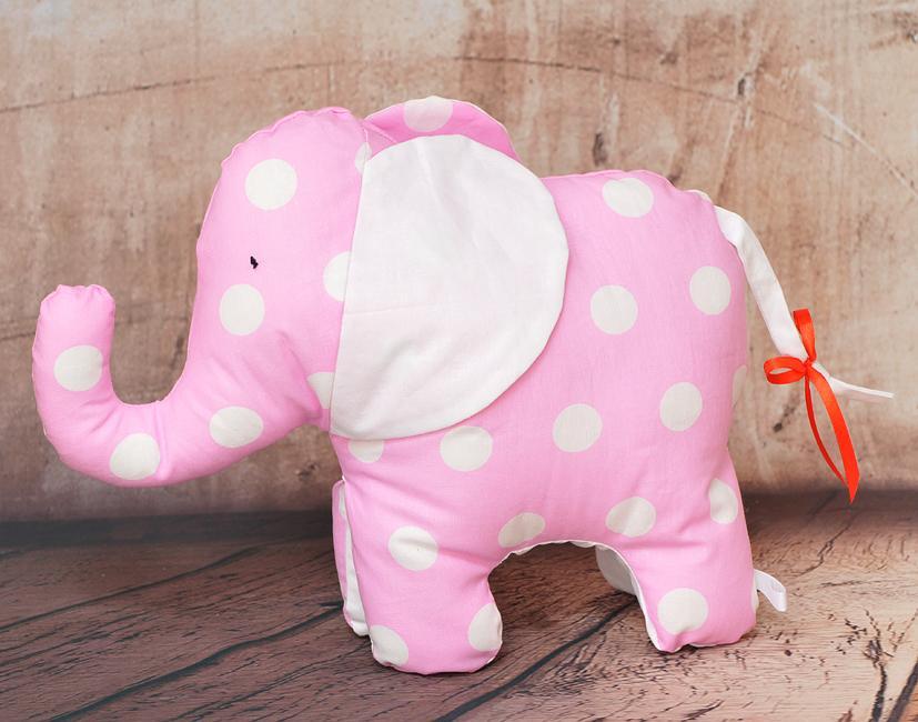 Pagalvėlė žaislas drambliukas