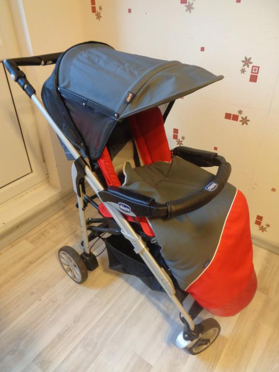 Chicco  vežimėlis