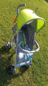 Milli vežimėlis
