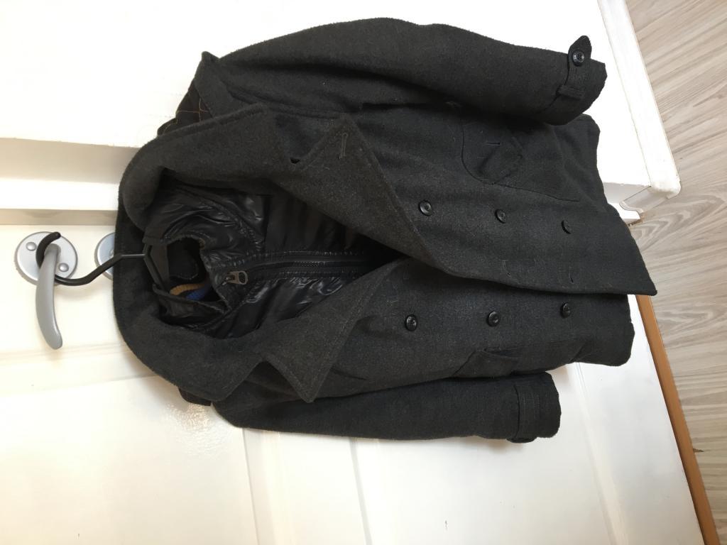 Rudeninis siltas paltas