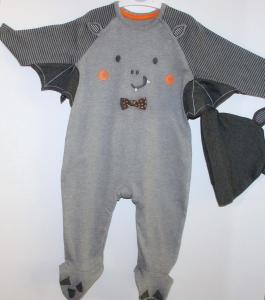 """Helouvino kostiumėlis berniukui """"šikšnosparnis"""""""