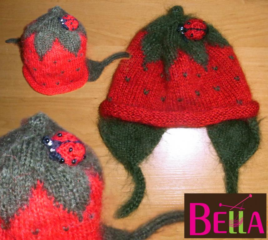 Kepurė mocherinė