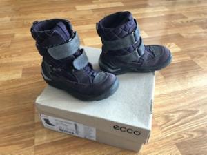 Žieminiai ecco batai mergaitei