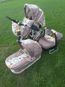 3 in 1 vežimėlis
