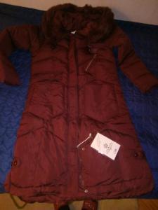 Šiltas, žieminis paltukas