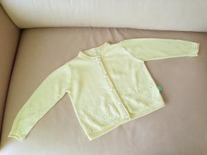 Užsegamas megztinis