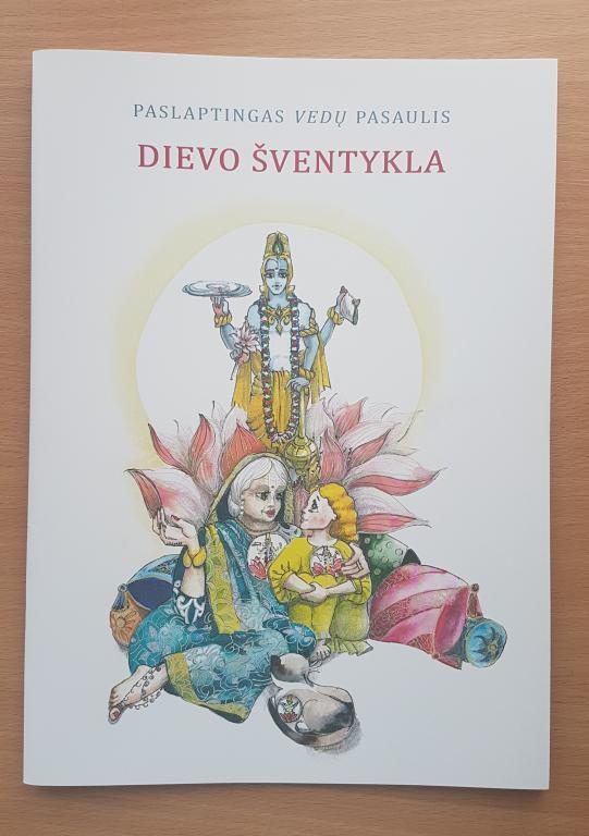 Paslaptingas vedų pasaulis/ dievo šventykla