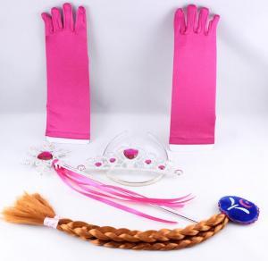 Anna rožiniai aksesuarai