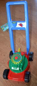 Žaislas žoliapjovė
