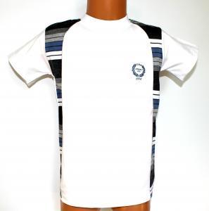 Balti minkšti marškinėliai berniukams