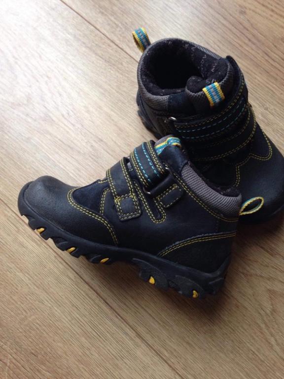 Start rite vandeniui atsparūs batai