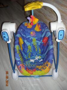 Fisher price supyne vibro gultukas #fisher price