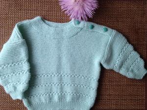 Mėtinukas megztinukas