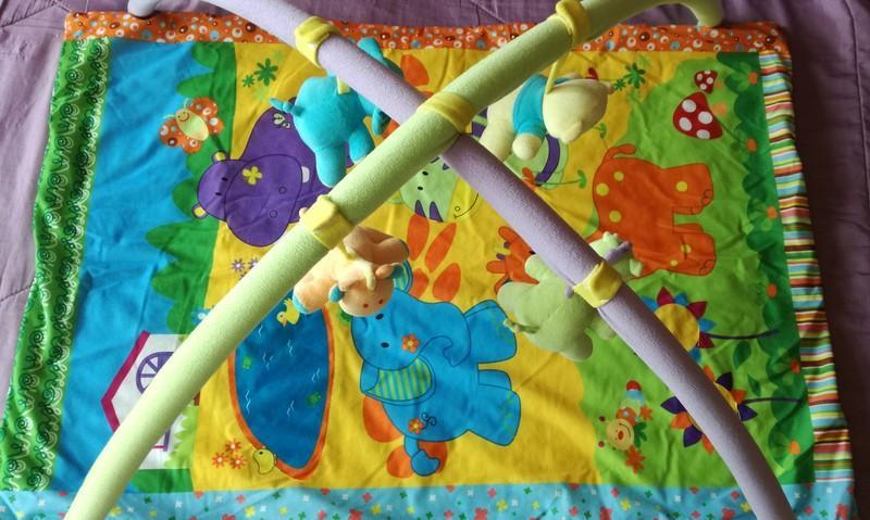 Lavinamasis žaidimų kilimėlis