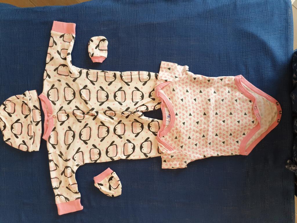 0-3 drabužių  komplektas