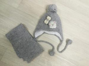 Šilta kepurė žiemai