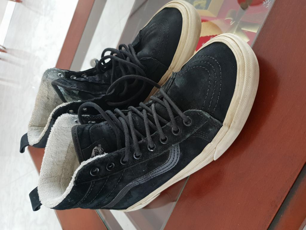 Žieminiai vans batai