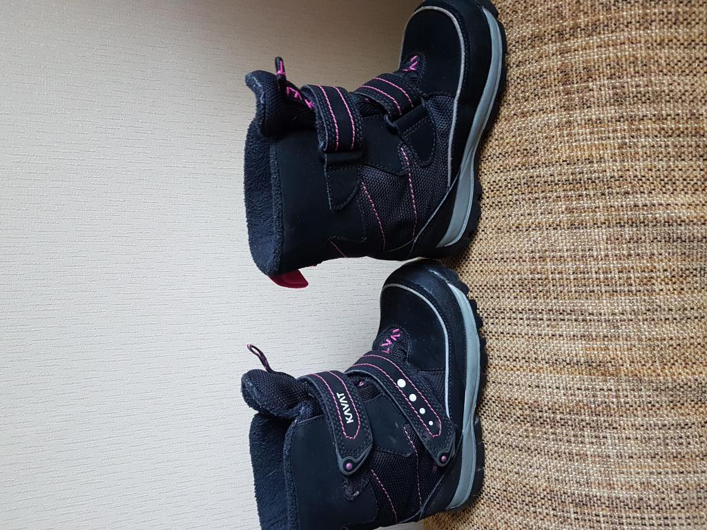 Zieminiai batai kavat
