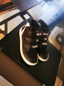 Ilgaauliai sportiniai batai