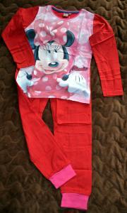Pižama medvilninė berniukui ir mergaitei